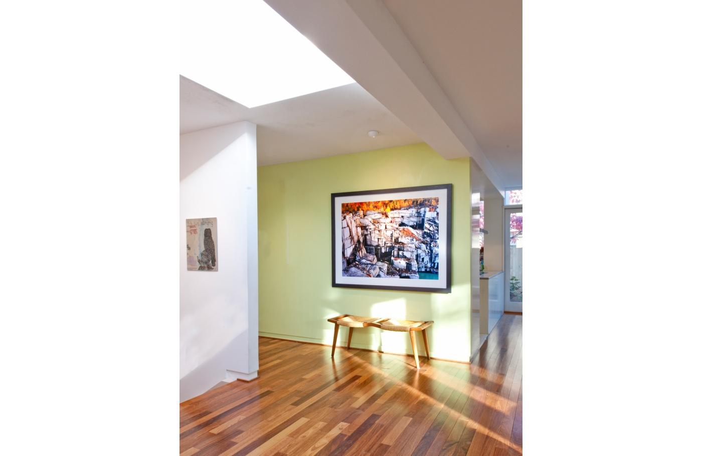 Artists (from left): Kiki Smith, Edward Burtynsky